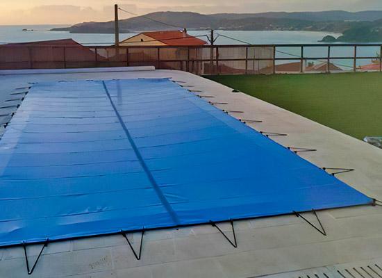 Lonas para piscinas pvc