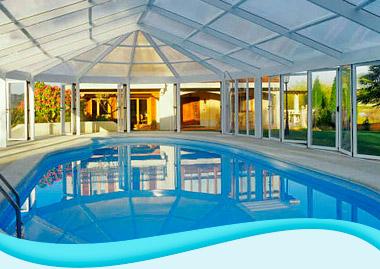 piscinas cubiertas en poliuretano